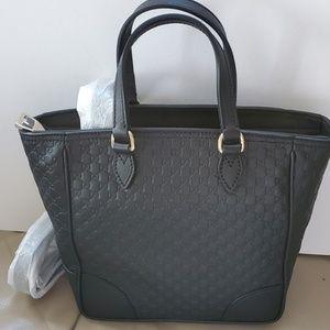 NWT Gucci  MicroGuccissima small tote bag